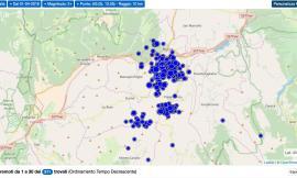 """Amato (Ingv) sulla recente attività sismica: """"Non sembrano esserci anomalie. Ma gli scenari possibili sono diversi"""""""