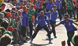 A Serravalle di Chienti l'Europe Game Road Bowling con il cuore rivolto ai terremotati