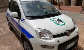 Belforte, la Cassa di Risparmio di Macerata dona un'auto alla polizia urbana