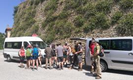Dagli Usa all'Unicam per il Geology Field Camp