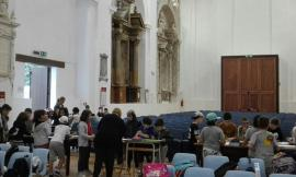 Morrovalle, mercoledì la premiazione della 3^ Extempore di pittura