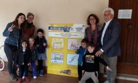 """La scuola dell'infanzia di Cessapalombo terza al concorso nazionale """"Più sicuri con Sam"""""""