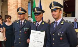 Pieve Torina: il Brigadiere Claudio Bernardini nominato Cavaliere al Merito della Repubblica Italiana