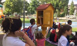 A Montecassiano la prima Little Free Library : la biblioteca in miniatura in legno