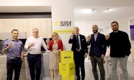 """Acquisto del marchio Sira, un anno di successi. Pesarini: """"Numeri oltre le aspettative"""" - FOTO"""