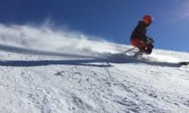 A Sarnano la consegna dei diplomi a trenta nuovi maestri di sci