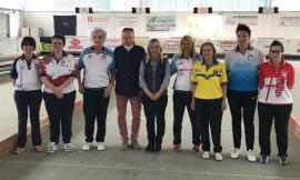 dc1d93da406b San Severino, il bocciodromo comunale ha ospitato le eliminatorie  specialità individuale femminile dei campionati italiani