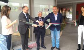 """Camerino: nuova sede per Synbiotec. Cresci: """"La volontà é più forte del sisma"""" (Gallery)"""