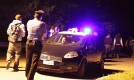 Rave non autorizzato a Valfornace: i carabinieri denunciano 74 persone
