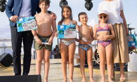 Civitanova: sfida in spiaggia con i castelli di sabbia