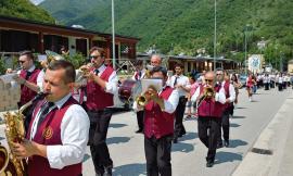 Domenica in musica per le vie di Pieve Torina