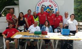 Successo per il raduno del Moto Club Franco Uncini a Bolognola