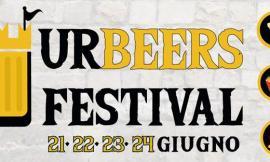 Parte stasera l'Urbeers Festival: quattro giorni di birra, musica e street food