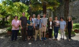 San Severino, press tour giornalisti stranieri con visita alle bellezze cittadine