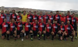 La squadra di calcio dell'Ordine degli Ingegneri di Macerata qualificata alla fase finale del campionato nazionale