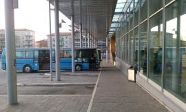 Lavori in Piazza Pizzarello, da lunedì il capolinea dei servizi di linea extraurbani sarà ai Giardini Diaz