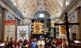 Corridonia, più di 150 persone per festeggiare l'inaugurazione della XXII edizione de La Margutta