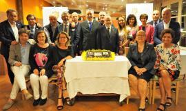 Passaggio di consegne Lions Club Matelica, il nuovo presidente è Mario Gigliucci
