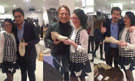 """Scarpe """"sostenibili"""" e cucina vegana: lancio evento a Loro Piceno per le calzature di Naike Pascucci"""