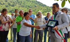 A Pieve Torina il raduno regionale dei camperisti