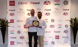 Il ristorante pizzeria Signore Te Ne Ringrazi di Montecosaro tra i migliori 70 del mondo