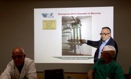 """Emergenza idrica all'ospedale di Macerata, Maccioni: """"Opereremo in sicurezza per garantire la serenità dei pazienti"""""""