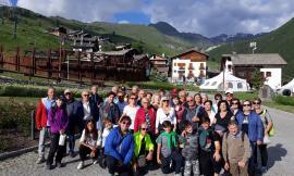 In vacanza con i fans, la musica di Roberto Carpineti raggiunge Courmayeur
