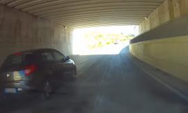 """Il """"circuito cittadino"""" di Montecosaro ci regala un nuovo pilota: 3 sorpassi da brivido in un minuto"""