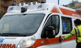 Schianto mortale con il fuoristrada: chiusa al traffico la Flaminia