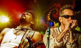 San Severino Blues: la serenata per New Orleans di Andy J Forest e Roberto Luti a Pollenza
