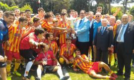Recanati: i giovani Campioni d'Italia ricevuti dal sindaco