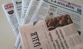 Castelsantangelo sul Nera senza giornali e riviste