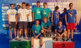 Tolentino ancora protagonista nella 2° giornata degli Assoluti Regionali di nuoto