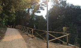 Recanati, completati i lavori a Rione Castelnuovo