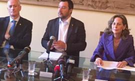 """Salvini: """"L'Europa che poteva essere un'opportunità su tanti fronti è un problema"""""""