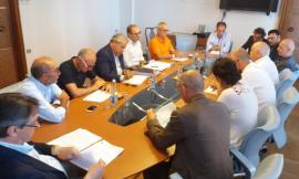 Civitanova, incontro in Provincia per la realizzazione delle rotatorie e del sottopasso alla fine della SS 77