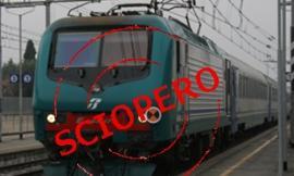 Treni, nuovo sciopero in vista: 24 ore di stop nel fine settimana