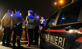 Controlli del sabato notte dei carabinieri: patente ritirata a due 31enni