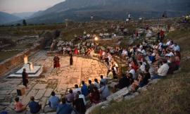 Unimc riporta lo spettacolo nel teatro romano di Hadrianopolis