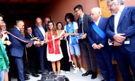 Inaugurato a Camerino il nuovo studentato (FOTO e VIDEO)
