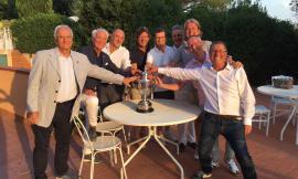 Tolentino, la squadra di golf del Rotary Distretto 2090 è campione d'Italia per la terza volta