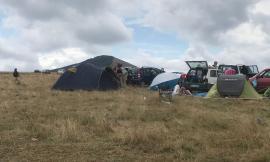 Rave party e accampamento non autorizzati: forze dell'ordine al lavoro tra Sefro e Fiuminata