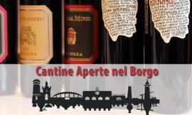 Cantine aperte nel borgo: a  Civitanova Marche Alta degustazioni e cultura