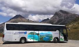 Tour sulle Dolomiti con Contram per vacanza e per promuovere il territorio di Fiastra