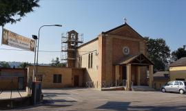 Torna a splendere la chiesa di Sant'Egidio a Montecassiano. Venerdì l'inaugurazione