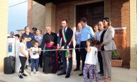 Montecassiano, dopo il terremoto la rinascita: torna a splendere la chiesa di Sant'Egidio