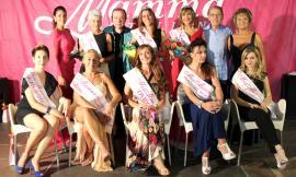 A Sulmona eletta Miss Mamma Italiana: sul podio 2 mamme di Corridonia
