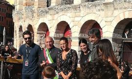 """""""La notte di Andrea Bocelli"""" per Muccia, il sindaco: """"Un'emozione indescrivibile"""" - FOTO"""