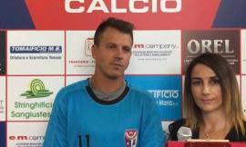 Calcio, la Sangiustese riparte dalla certezza Chiodini
