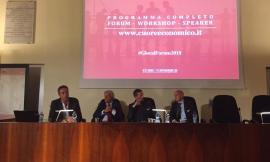 Confindustria Macerata al Glocal Economic Forum ESG89 - Perugia 2018: dalla Conferenza Stampa le prime impressioni
